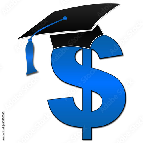 Dollar Symbol with Hat