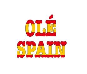 Ole Spain.