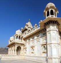 Jaswant Thada mausolée en Inde