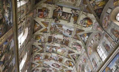 sixtinische Kapelle Rom