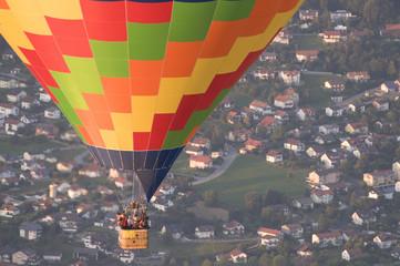 Heißluftballon, Aug 2012