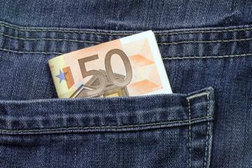 Fünfzig Euro