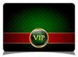 Green vip card