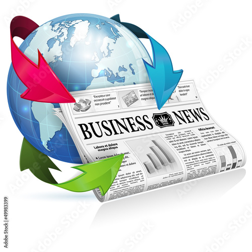 Concept - Internet News