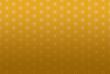 Endlos Textur Gold Gelb - Blume des Lebens