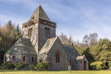 Building, Church, Southwick parish church, DumfrieS & Galloway