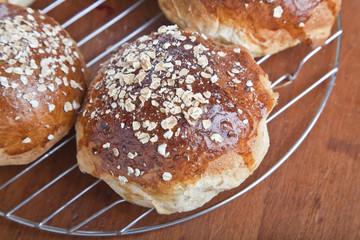 Oatmeal Molassas Bread