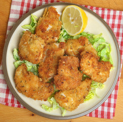 Italian Fried Chicken Fillets