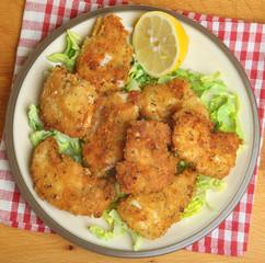 Italian Fried Chicken Fillets