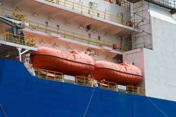 Ship Lifeboats