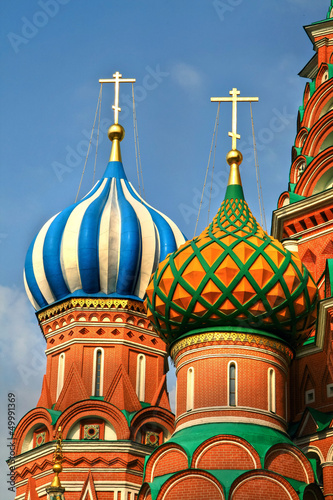 San Basilio, Plaza Roja, Moscú