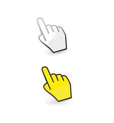 vector hand