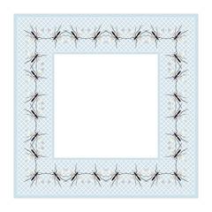 Mosquito frame