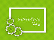 Happy St. Patrick's Day banner, flyer or poster. EPS 10.