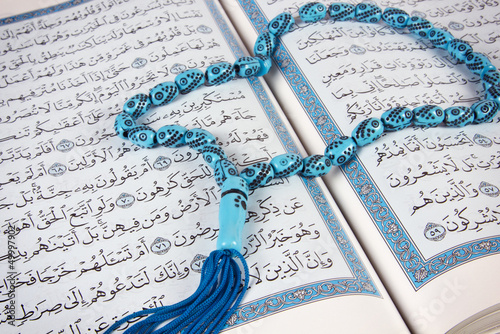 ROSARY OVER HOLY QURAN