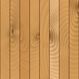 Vector wooden planks