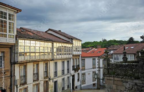Arquitectura gallega, galerías acristaladas