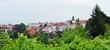 Perfil de Santiago de Compostela, skyline