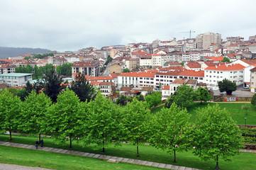 Santiago de Compostela, parque Belvis