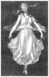 Allegory : Blind Fortuna (dancing)
