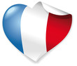 Heart-Sticker France
