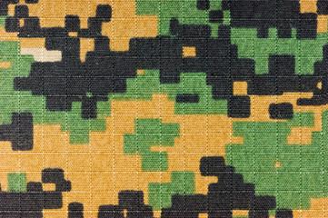 Materiali - Tessuto mimetico
