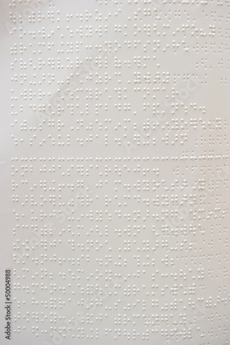 Braille (Thail language)