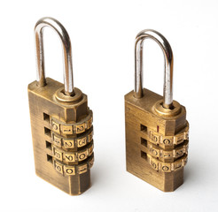 Pair of golden code master key