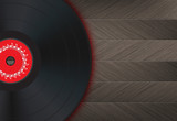Vinyl Music Background