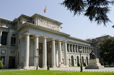 Prado Museum. Madrid. Spain.