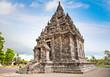 Candi Sajiwan temple near to Yogyakarta,  Java, Indonesia.
