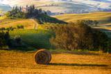 Toscana, podere e paesaggio