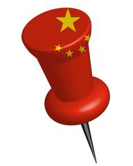 Pinnadel China
