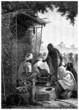 Arabia : trad. Food Merchant