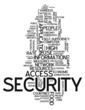 "Word Cloud ""Security"""