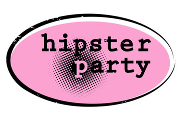 hipster party