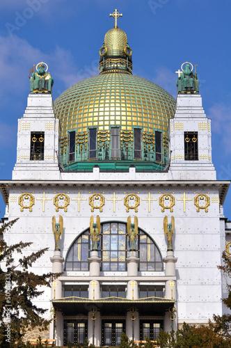 Otto Wagner Kirche am Steinhof, Wien