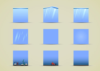 water sprites collection