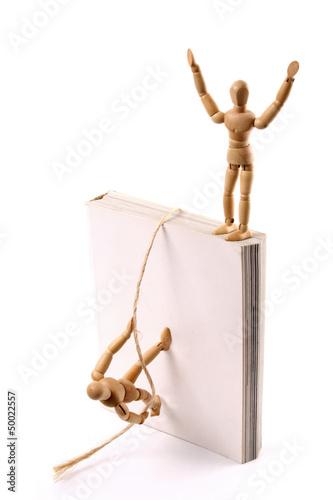 Climbing to the success book