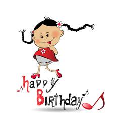 Happy Birthday smile music