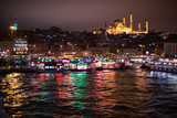 golden horn Istanbul turkey - Fine Art prints