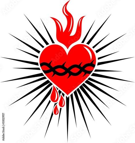 Heiligstes Herz Jesus Christus