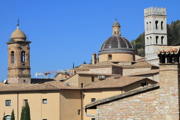 Historic center of Assisi, unesco world heritage, Italy