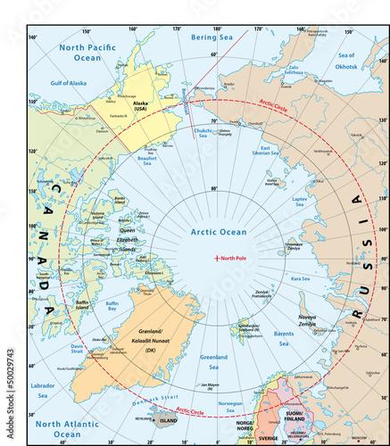Nordpol Arktis