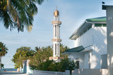 Mosque on Meedhoo, Maldives