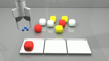 A.I. concept animation.