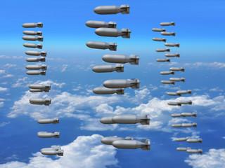aerial bomb