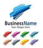 Logo Brushlines