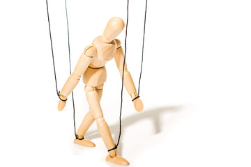 Concept of controlled marionette