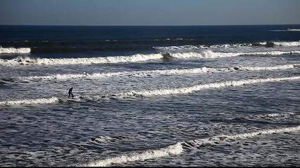 surfing at saltburn uk